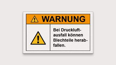 Sicherheitskennzeichen